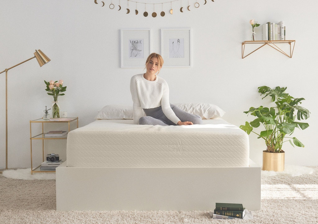 Cypress Bamboo Gel Mattress View 1