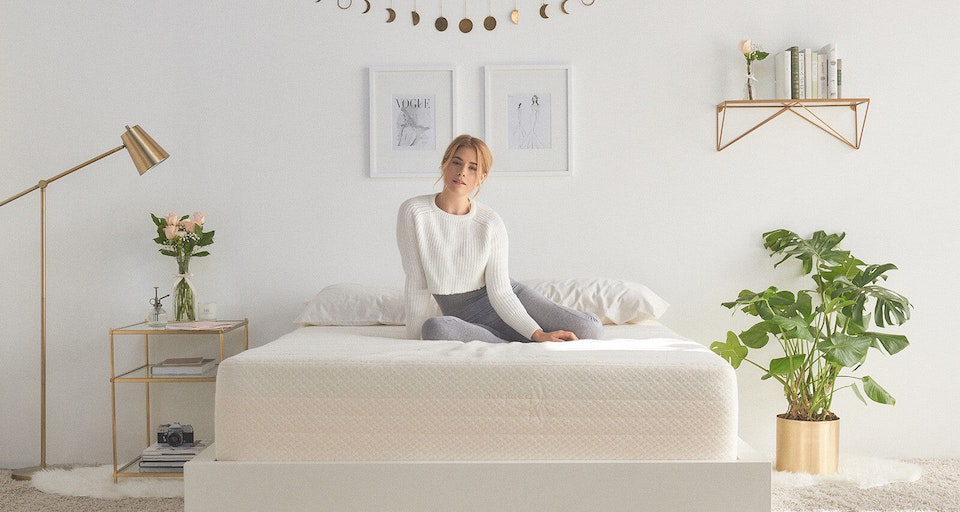 Bamboo Gel Mattress | Brentwood Home