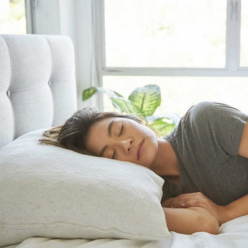 Carmel Hemp Pillow