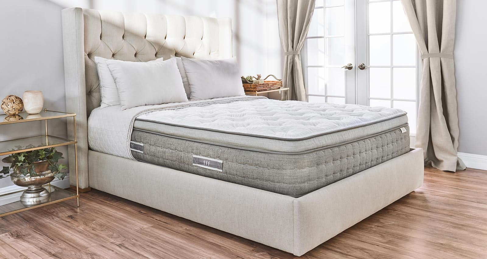 Coronado Mattress Brentwood Home