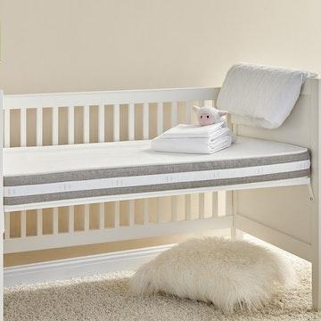 蒲公英2级婴儿床床垫