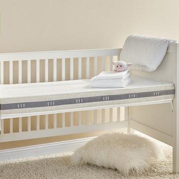 2级有机婴儿床床垫