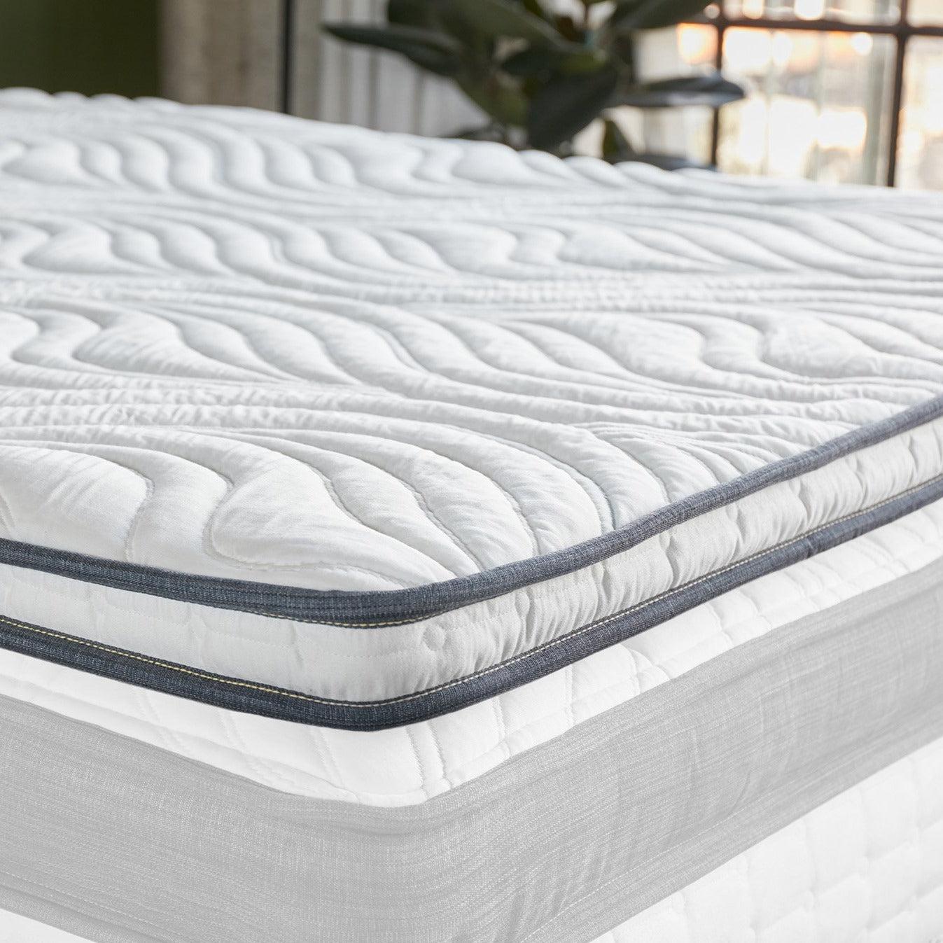 Memory Foam Mattress Topper: Oceano | Brentwood Home