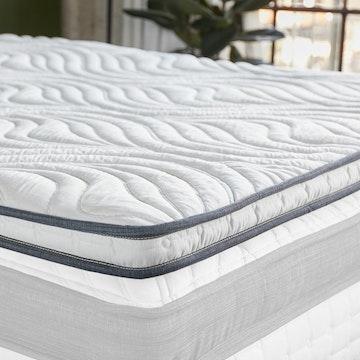 Oceano Memory Foam Mattress Topper